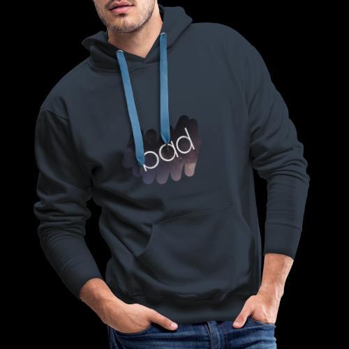 New t-shirt for music lover - Sweat-shirt à capuche Premium pour hommes