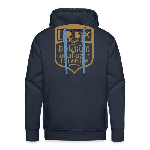 LRBX 2014 BLAZ' Pale Gree - Sweat-shirt à capuche Premium pour hommes