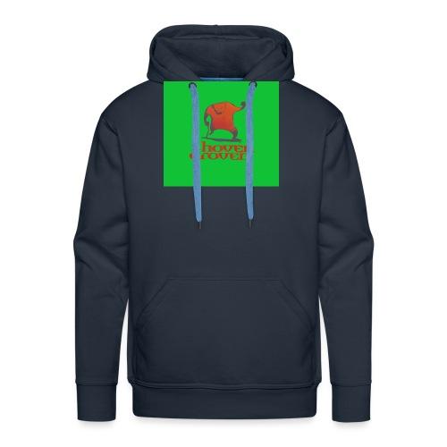 Slentbjenn Knapp - Men's Premium Hoodie