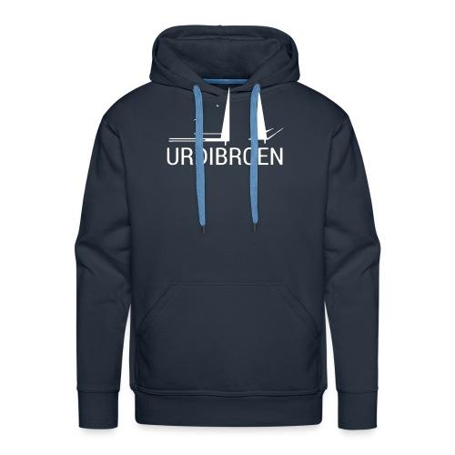 URDIBROENKC29e - Premium hettegenser for menn