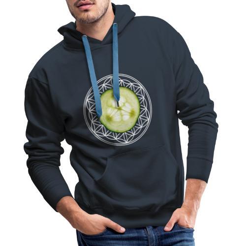 "flower of life ""patterncontest"" - Männer Premium Hoodie"