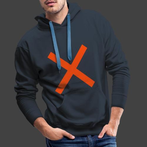 X×X - Männer Premium Hoodie