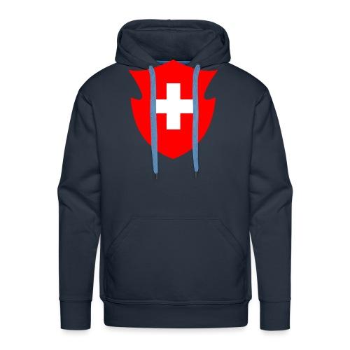 Suisse - Switzerland - Schweiz - Men's Premium Hoodie