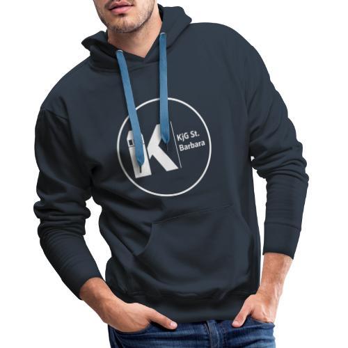 K-Geometry Flexdruck - Männer Premium Hoodie