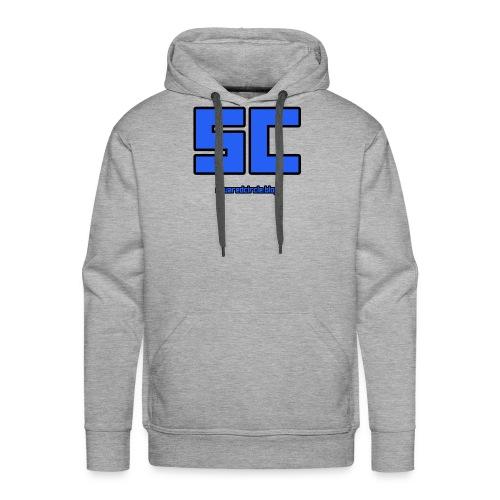 SquaredCircle Logo - Men's Premium Hoodie