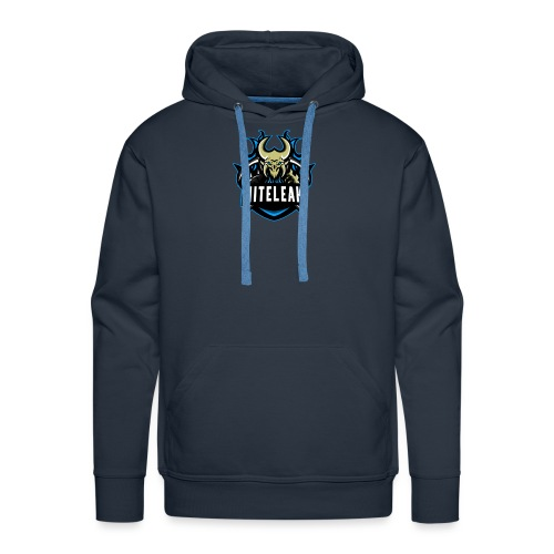 Niteleak merchandise - Herre Premium hættetrøje