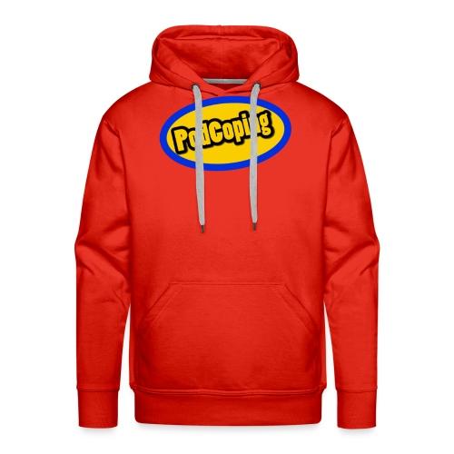 PodCoping Logo - Men's Premium Hoodie