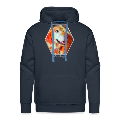 dog6 - Men's Premium Hoodie