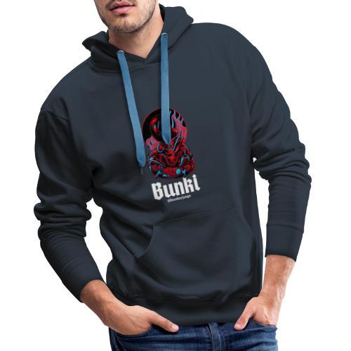 Bunki Logo - Männer Premium Hoodie