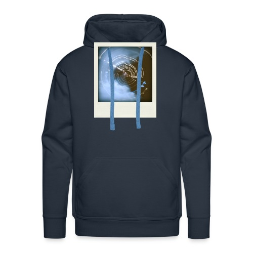T-shirt Light-painting Polaroid - Sweat-shirt à capuche Premium pour hommes