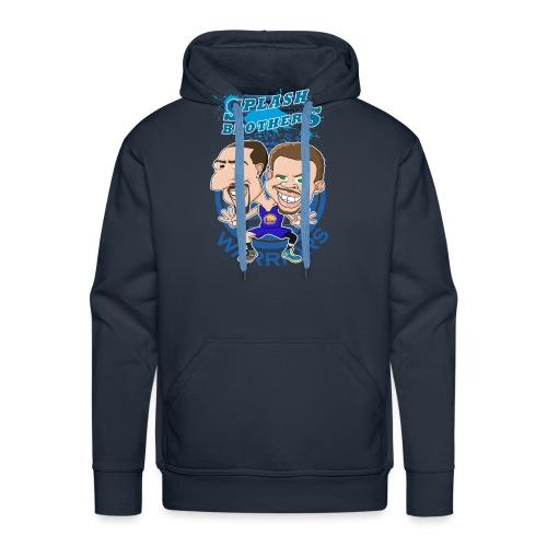 SPLASH BROTHERS - Sudadera con capucha premium para hombre