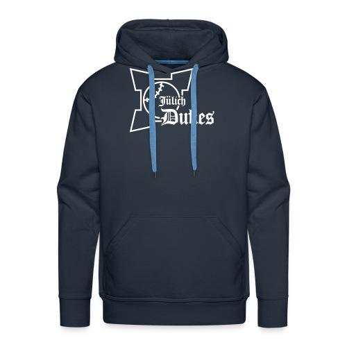dukes logo 12 - Männer Premium Hoodie