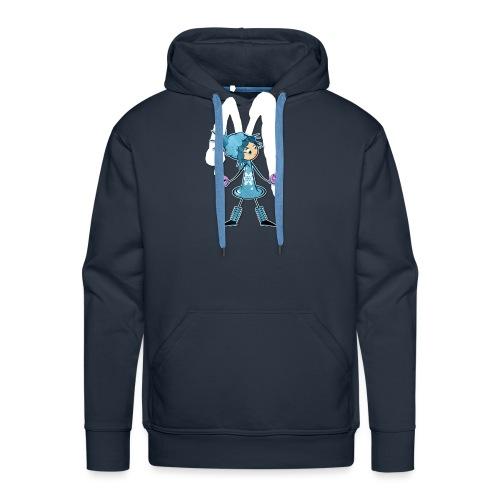 FUYU M - Sweat-shirt à capuche Premium pour hommes