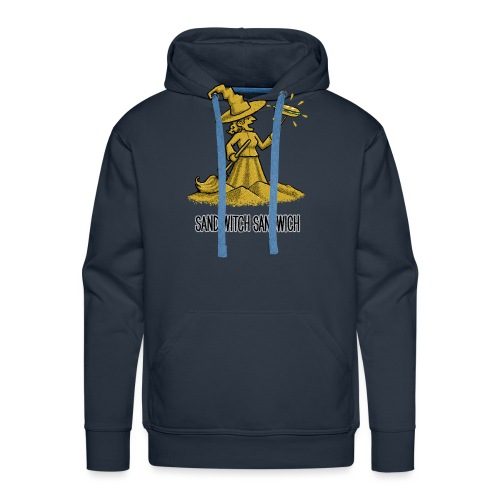 Sand Witch Sandwich V2 - Men's Premium Hoodie