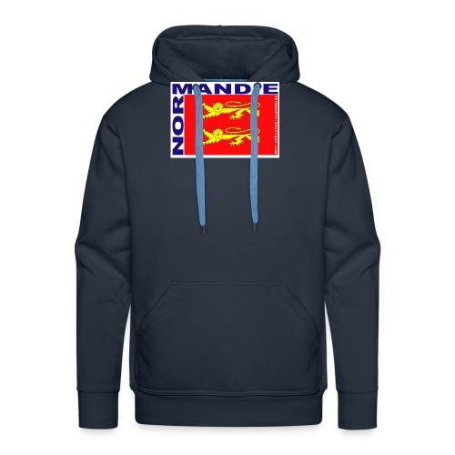 Léopards deux 2006 - Sweat-shirt à capuche Premium pour hommes