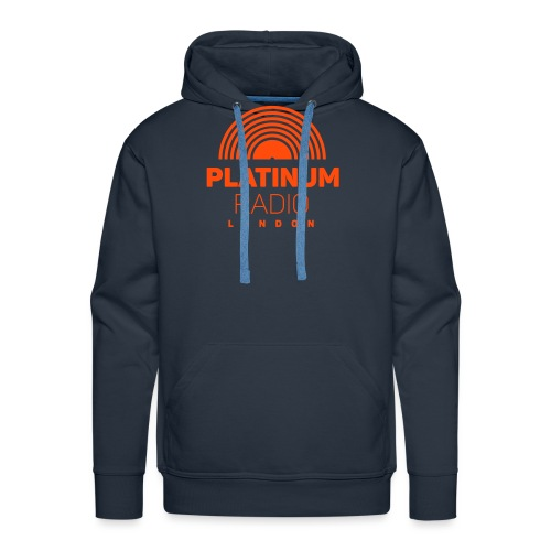 Platinum Radio London - Men's Premium Hoodie