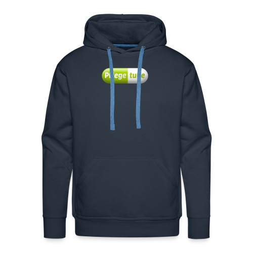 Pflegetube Logo Tasse - Männer Premium Hoodie