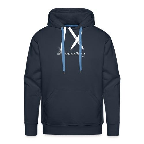 Ivo Ximas Unisex Hoodie - Sweat-shirt à capuche Premium pour hommes