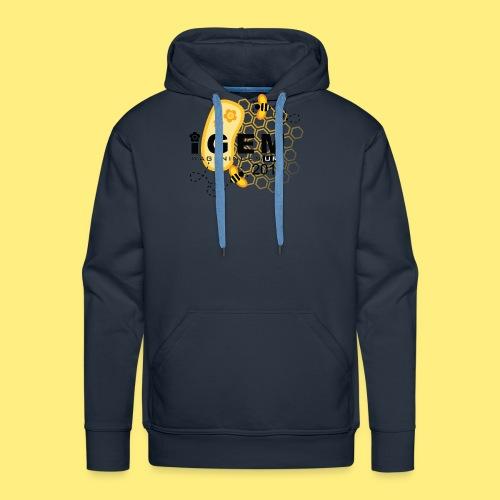 Logo - shirt men - Mannen Premium hoodie