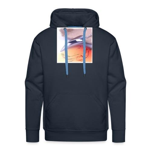 HVC - Sweat-shirt à capuche Premium pour hommes