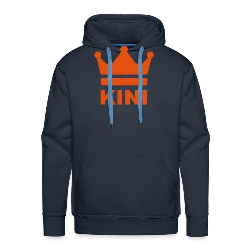 KINI ist König - Männer Premium Hoodie