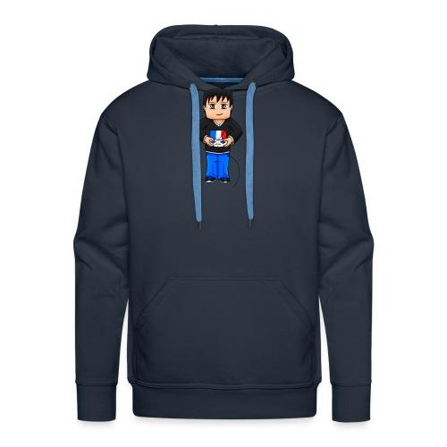MaximeGaming - Sweat-shirt à capuche Premium pour hommes