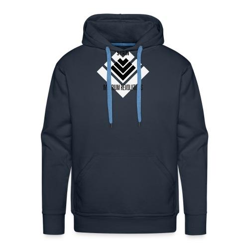 Imperium Revolutions Syrin White - Mannen Premium hoodie