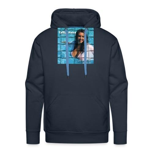 PochetteCathy2 jpg - Sweat-shirt à capuche Premium pour hommes