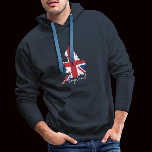 England - Männer Premium Hoodie