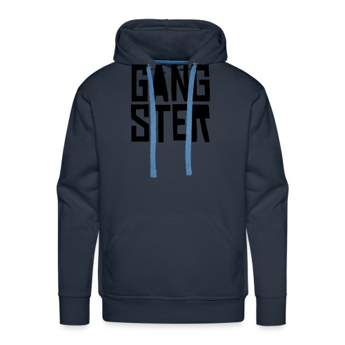 GANGSTER - Sudadera con capucha premium para hombre