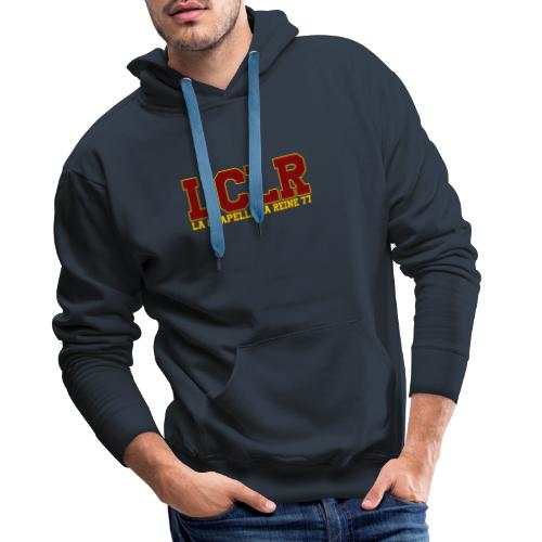 La Chapelle La Reine Campus - Sweat-shirt à capuche Premium pour hommes