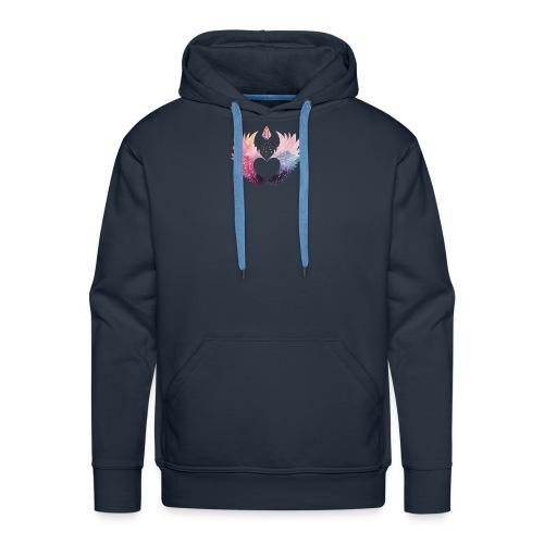 Alas - Sudadera con capucha premium para hombre