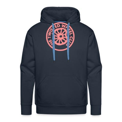Twisted Wheel - Men's Premium Hoodie