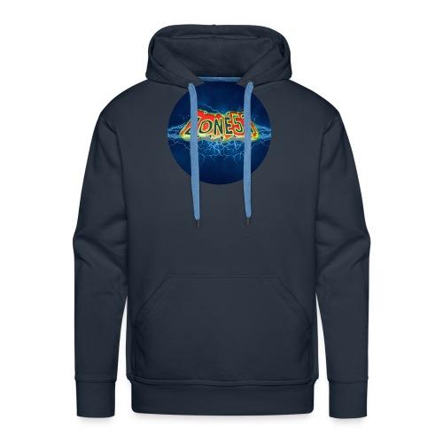 grosse caisse 5 - Sweat-shirt à capuche Premium pour hommes