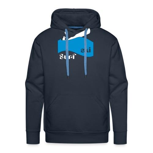 SurfSKi Shirt - Männer Premium Hoodie