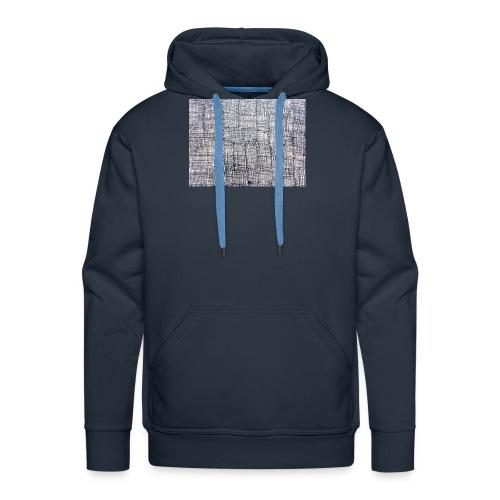 disegno_per_magliette_1-jpg - Felpa con cappuccio premium da uomo