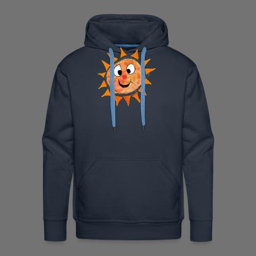 Sol - Herre Premium hættetrøje