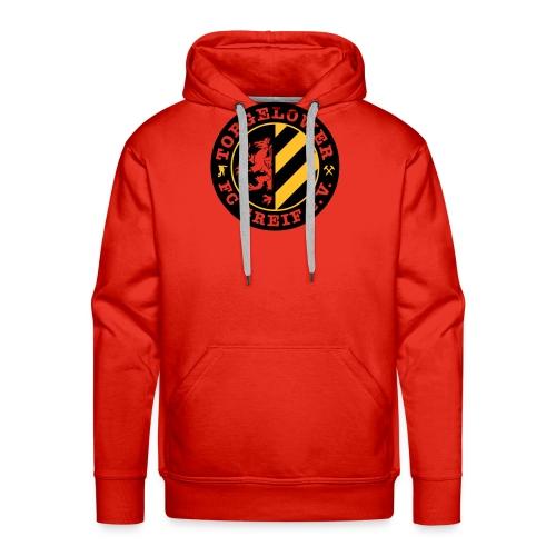 logo farbe - Männer Premium Hoodie