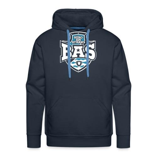 bas logo - Männer Premium Hoodie
