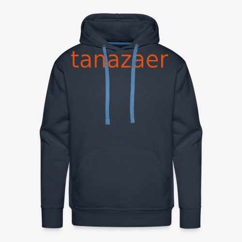 tanazaer - Herre Premium hættetrøje