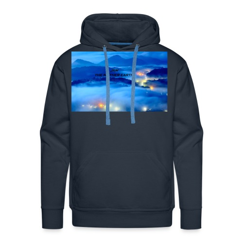 the mother earth collection 2017 - Sweat-shirt à capuche Premium pour hommes