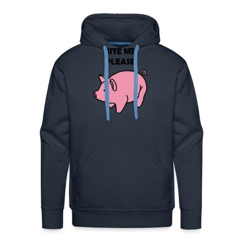 pig PH - Sweat-shirt à capuche Premium pour hommes