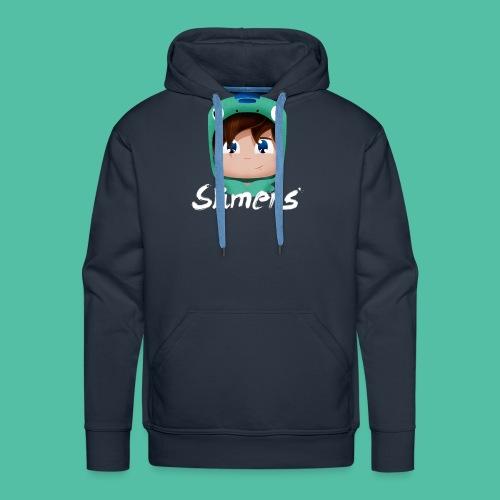 T-shirt Logo Slimers - Sweat-shirt à capuche Premium pour hommes