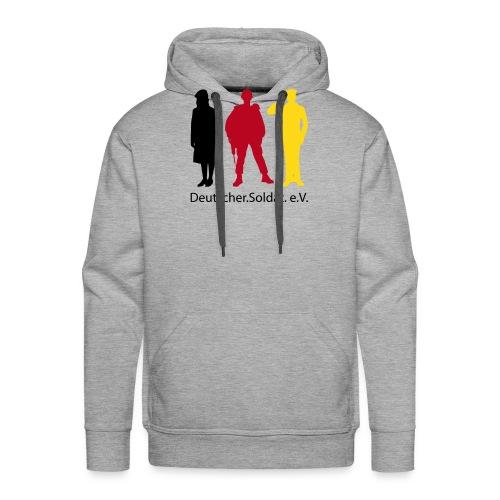 Deutscher.Soldat. e.V._06 - Männer Premium Hoodie