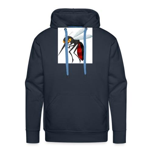 Moustique méchante - Sweat-shirt à capuche Premium pour hommes
