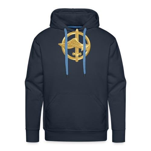 Tasse Fusiliers Commandos de l'Air - Sweat-shirt à capuche Premium pour hommes