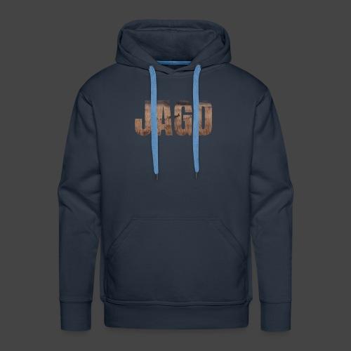JAGD-Shirt für Jäger/innen, Motiv Moorjagd - Männer Premium Hoodie