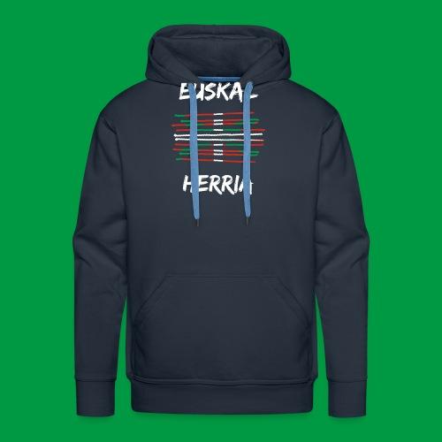 Euskal Herria Scratch - Men's Premium Hoodie