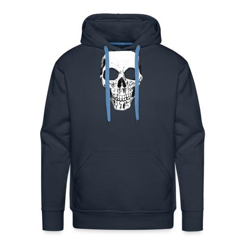 totenschädel.png T-Shirts - Männer Premium Hoodie