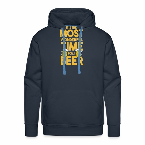 Time for a Beer - Männer Premium Hoodie
